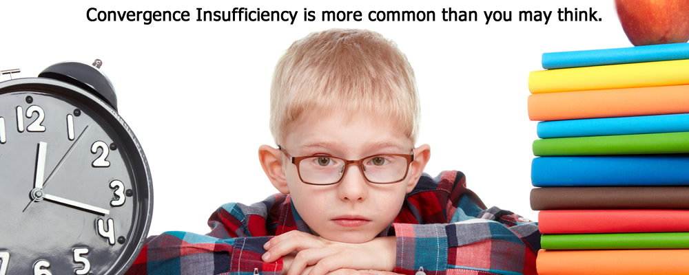 Convergence insufficiency is a common diagnosis that can be treated at Advanced Vision Therapy Center in Boise Idaho