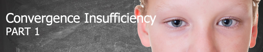 Convergence insufficiency is an eye teaming condition that responds to vision therapy