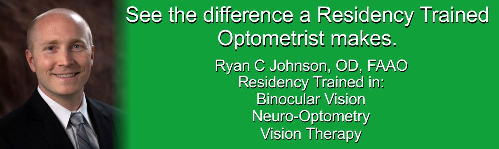 Vision Therapy is best performed under the supervision of a Residency-Trained Optometrist at Advanced Vision Therapy Center in Boise Idaho