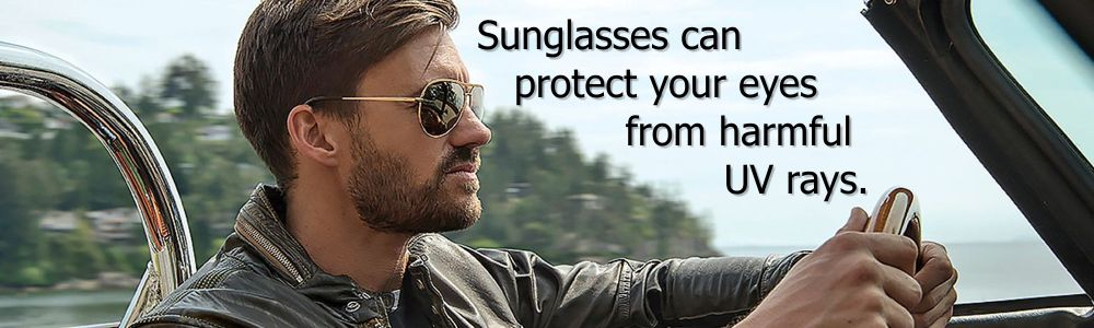 Protect your eyes in style with a pair of sunglasses from Artisan Optics in Boise Idaho