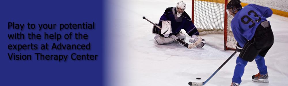 Visual Demands Of Hockey