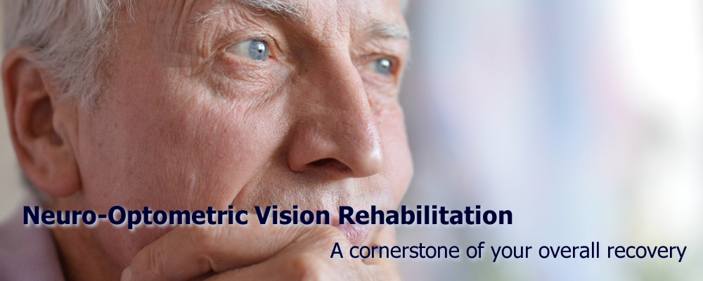 Vision rehabilitation at Advanced Vision Therapy Center Boise Idaho is needed after a head injury